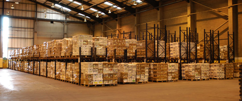 warehousing and distribution services in bangalore